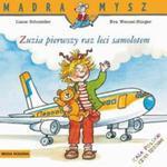 Mądra mysz. Zuzia leci samolotem w sklepie internetowym Booknet.net.pl