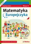 Matematyka Europejczyka. Podręcznik dla szkoły podstawowej. Klasa 4 w sklepie internetowym Booknet.net.pl