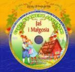 Jaś i Małgosia. Słuchowisko z płytą CD w sklepie internetowym Booknet.net.pl