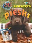 Zwierzęta 3D. Pieski w sklepie internetowym Booknet.net.pl