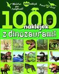 1000 naklejek z dinozaurami w sklepie internetowym Booknet.net.pl