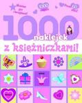1000 naklejek z księżniczkami w sklepie internetowym Booknet.net.pl