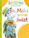 Maks poznaje świat w sklepie internetowym Booknet.net.pl