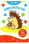 Księga kształtów. Z naklejkami w sklepie internetowym Booknet.net.pl