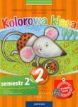 Kolorowa klasa 2 zestaw edukacyjny Semestr 2 w sklepie internetowym Booknet.net.pl