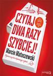 Czytaj dwa razy szybciej! w sklepie internetowym Booknet.net.pl