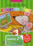 Kolorowa klasa 3 Zestaw edukacyjny Semestr 2 w sklepie internetowym Booknet.net.pl