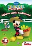 Klub przyjaciół myszki miki. Bajkowe scenki z naklejkami (SC-8) w sklepie internetowym Booknet.net.pl