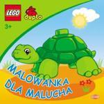 Malowanka. Dla malucha (KL-108) w sklepie internetowym Booknet.net.pl