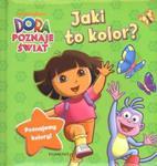 Dora. Jaki to kolor? w sklepie internetowym Booknet.net.pl