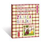 Piękna i mądra bajka o troskach zająca w sklepie internetowym Booknet.net.pl