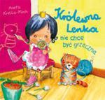 Królewna Lenka nie chce być grzeczna w sklepie internetowym Booknet.net.pl