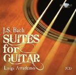 J. S. Bach: Suites for Guitar w sklepie internetowym Booknet.net.pl