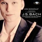 J. S. Bach: Concertos for Recorder w sklepie internetowym Booknet.net.pl