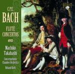 C. P. E. Bach: Flute Concertos w sklepie internetowym Booknet.net.pl