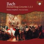 J. S. Bach: Brandenburg Concertos 1-2-3 w sklepie internetowym Booknet.net.pl