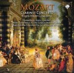 Mozart: Clarinet Concerto, Flute/harp Concerto w sklepie internetowym Booknet.net.pl