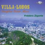 Villa-Lobos: Complete Guitar Music w sklepie internetowym Booknet.net.pl
