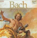 Bach: Secular Cantatas w sklepie internetowym Booknet.net.pl