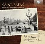 Saint-Saens: Complete Violin Concertos w sklepie internetowym Booknet.net.pl