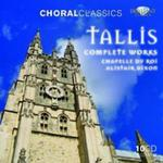 Choral Classics: Tallis Complete Works w sklepie internetowym Booknet.net.pl