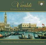 Vivaldi: Concerti for Strings w sklepie internetowym Booknet.net.pl