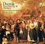 Dvorak Czech Suite Op 39, Overtures w sklepie internetowym Booknet.net.pl