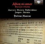 Adios mi amor Duets for Vihuelas w sklepie internetowym Booknet.net.pl