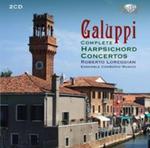 Galuppi: Complete Harpsichord Concertos w sklepie internetowym Booknet.net.pl