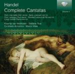 Handel: Complete Cantatas vol. 4 w sklepie internetowym Booknet.net.pl