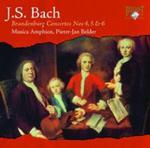 J.S. Bach: Brandenburg Concertos Nos 4, 5 & 6 w sklepie internetowym Booknet.net.pl