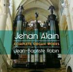 Jehan Alain: Complete Organ Works w sklepie internetowym Booknet.net.pl