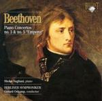 """Beethoven: Piano Concertos no. 3 & 5 """"Empreror"""" w sklepie internetowym Booknet.net.pl"""