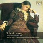 Tchaikovsky: Piano Concertos Nos. 1 & 2 w sklepie internetowym Booknet.net.pl