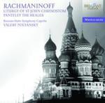 Rachmaninoff: Liturgy Of St. John Chrysostom w sklepie internetowym Booknet.net.pl