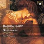 Rachmaninoff: Piano Concerto No. 2 / Schumann: Piano Concerto in A minor Op. 54 w sklepie internetowym Booknet.net.pl