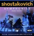 Shostakovich: Symphonies w sklepie internetowym Booknet.net.pl