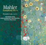 Mahler: Symphony No. 4 w sklepie internetowym Booknet.net.pl