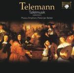 Telemann: Tafelmusik (Selection) w sklepie internetowym Booknet.net.pl