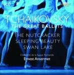 Tchaikovsky: The Great Ballets w sklepie internetowym Booknet.net.pl