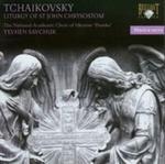 Tchaikovsky: Liturgy of St John Chrysostom w sklepie internetowym Booknet.net.pl