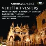 Choral Classics: Venetian Vespers w sklepie internetowym Booknet.net.pl