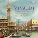 Vivaldi: Violin Concertos Op. 6 w sklepie internetowym Booknet.net.pl