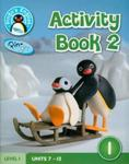 Pingu's English Activity Book 2 Level 1 w sklepie internetowym Booknet.net.pl