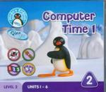 Pingu's English Computer Time 1 Level 2 w sklepie internetowym Booknet.net.pl