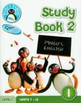 Pingu's English Study Book 2 Level 1 w sklepie internetowym Booknet.net.pl