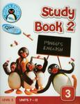 Pingu's English Study Book 2 Level 3 w sklepie internetowym Booknet.net.pl