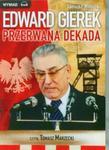 Edward Gierek Przerwana Dekada w sklepie internetowym Booknet.net.pl