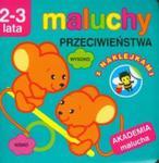 Maluchy Przeciwieństwa z naklejkami Akademia malucha w sklepie internetowym Booknet.net.pl