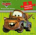 Przyjaciele Złomka. Auta. Puzzlowa książeczka w sklepie internetowym Booknet.net.pl